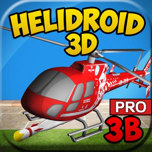 Helidroid 3B PRO : 3D RC Hubschrauber