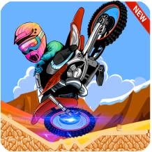 Fast Motocross Race