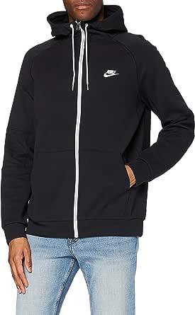 NIKE Men's M Nsw Modern Hoodie Fz Flc Sweatshirt