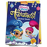 Twinsies - Sticker Book for Kids (Shimmer and Shine)