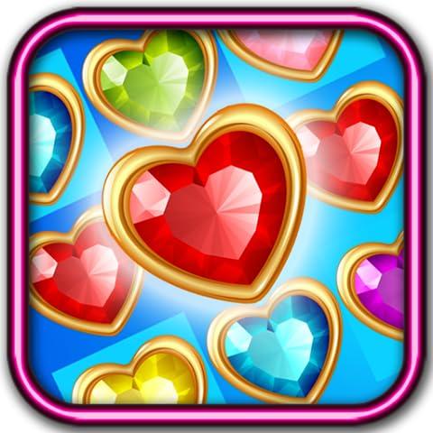 Jewel Legenda collegamento Hearts