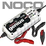 NOCO Genius G7200EU 12V / 24V 7,2 Ampères chargeur de batterie intelligent et mainteneur pour voiture et moto