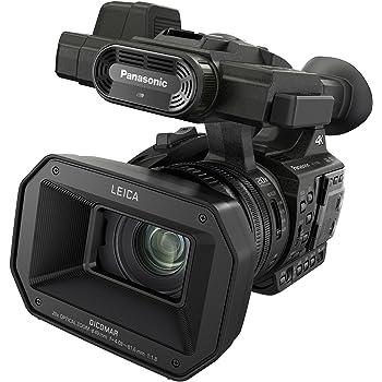 Panasonic HC-X1000E Professional Camcorder 4K FHD 20x Optical Zoom - Black