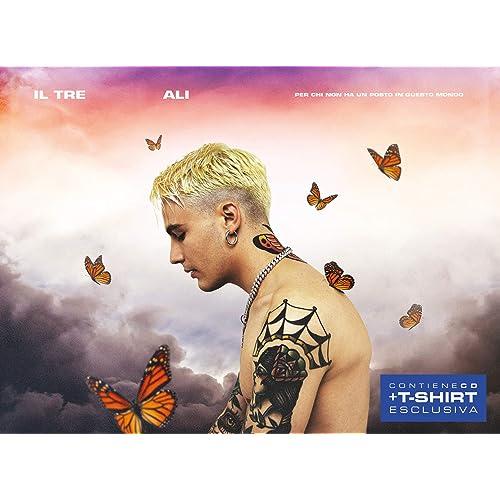 Ali (CD + T SHIRT L) - [Esclusiva Amazon.it]