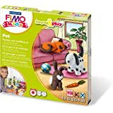Staedtler 8034 02 LY - Fimo kids Form & Play Pet, Level 1 [Spielzeug]
