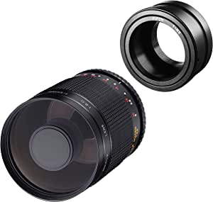 Samyang Mf 500mm F8 0 Spiegelobjektiv Samsung Nx Kamera