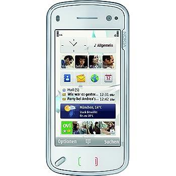 Nokia N97 Smartphone White Amazonde Elektronik