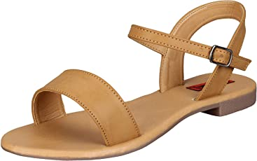 1 WALK Comfortable Women-Flats/Fashion Sandals/Casual Footwear/Lighted and Belted flip Flop sandals/MP-S202(A,B)-$P