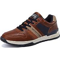 ARRIGO BELLO Sneakers Uomo Scarpe da Ginnastica Eleganti Casual Sportive Trekking Traspiranti Interior all'Aperto Taglia…