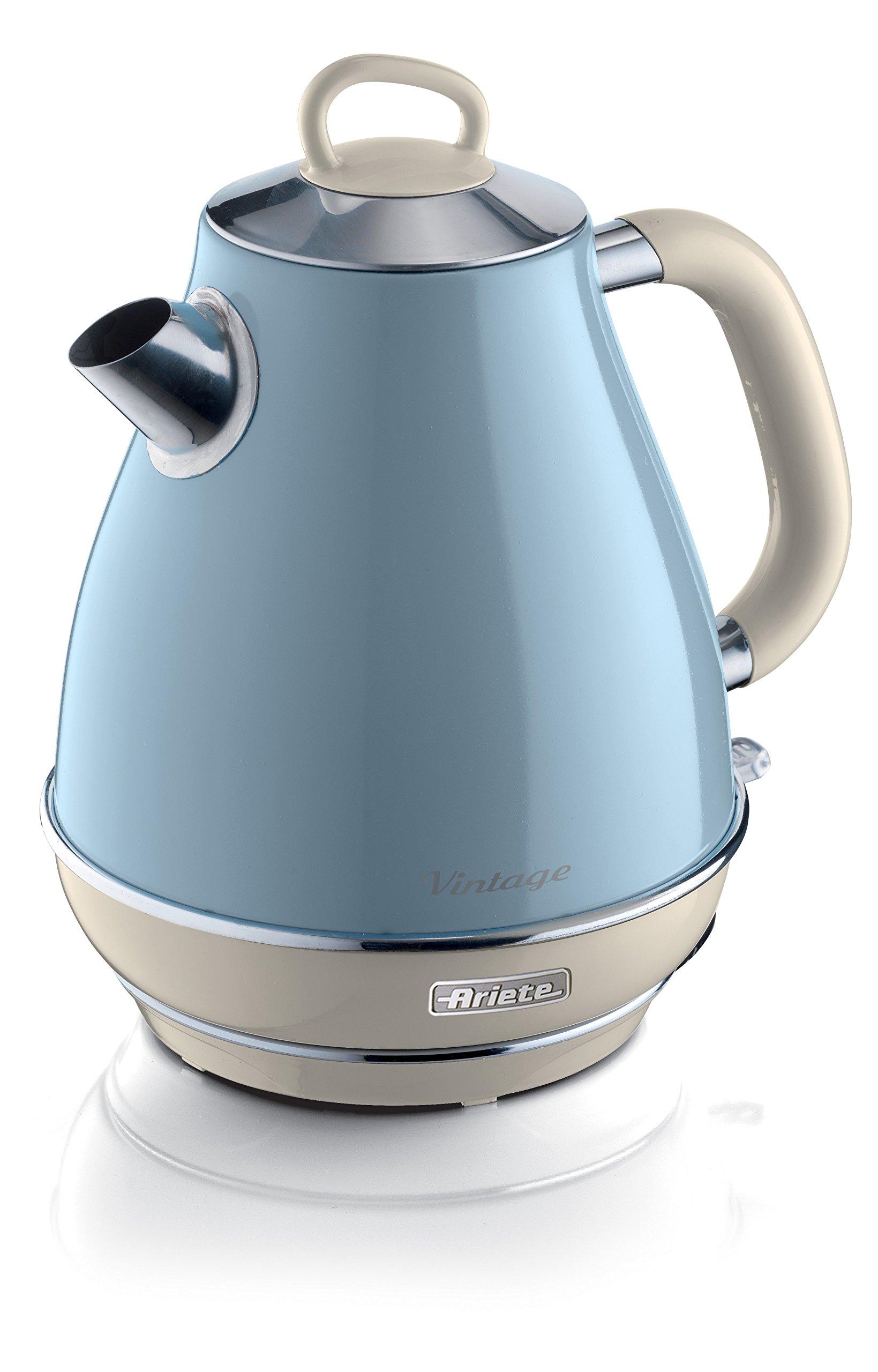 Ariete 2869/05 Wasserkocher, L, Blau