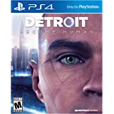 Detroit: Become Humanfor PlayStation 4 [Edizione: Regno Unito]