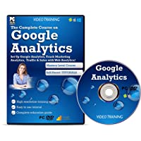 Mastering GOOGLE ANALYTICS Training Tutorial Video DVD – Fast Learning Self-Paced Tutorial High Quality Training Videos…