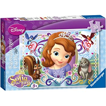 Ravensburger Sofia The First Giant Floor Puzzle 60 Pieces