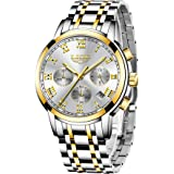 LICE Casual Watch For Men Analog Stainless Steel - 9810