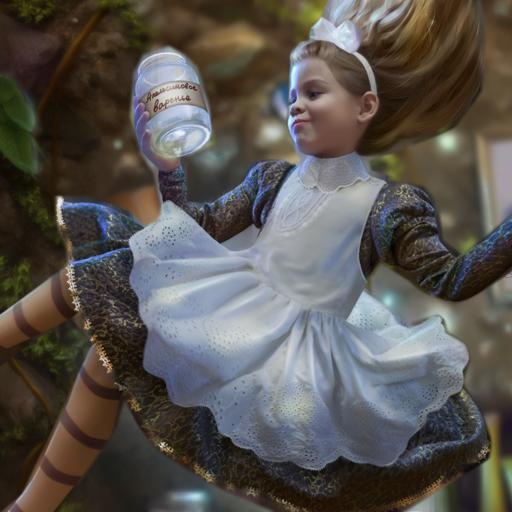 Alice Adventure - Hidden Object