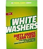 BINCA White Washers Bluffing & Strategy Card Game