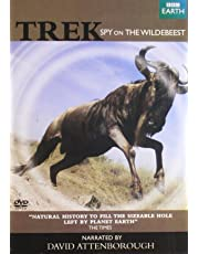 David Attenborough -Trek Spy on Wildbeest