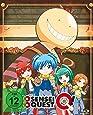 Koro Sensei Quest! - 1. Staffel - Gesamtausgabe - (Ep 1-12) [Blu-ray]