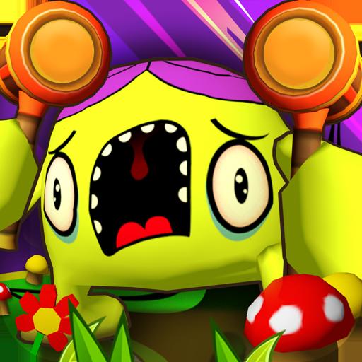 Boss Frog (Crazy Monster Whack)