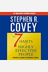 The 7 Habits of Highly Effective People & The 8th Habit (Special 6-Hour Abridgement) Audible Audiobook