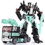 Transformer Black Prime Optimus Prime  Takaratomy
