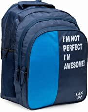 Chris & Kate Big 42 litres Comfortable Blue Casual Laptop Bag || College Bag || Backpack ||School Bag(CKB_182SE)