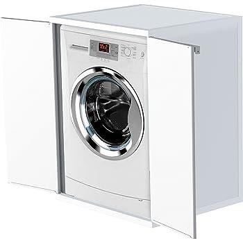 überbauschrank Für Waschmaschine Und Trockner Aus Robustem