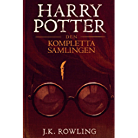 Harry Potter: Den Kompletta Samlingen (1-7) (Swedish Edition)