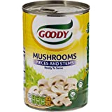 Goody Mushrooms Pieces And Stems - 400gm