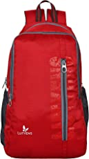 Lutyens 31L Polyester Backpack (Red)