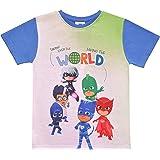 PJ MASKS Camiseta para niños