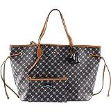 Joop Women Damen Shopper Cortina Lara Tasche aus Nylon