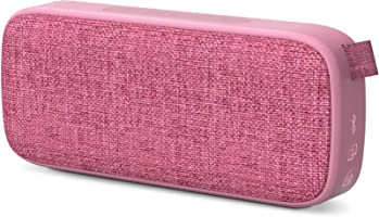 Energy Sistem Fabric Box 3 + Trend Grape Portable Speaker, Pink - 447022