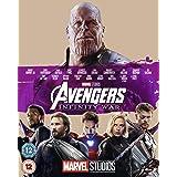 Marvel Studios Avengers: Infinity War [Blu-ray] [2018] [Region Free]