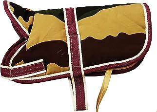 Petshop7 Army Dog Coat / Dog Jacket Coat / Winter Pet Dog Clothes - Outdoor Sport (28inch (XXL))