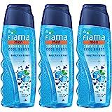 Fiama Men Shower gel Cool Burst bodywash, 250ml (Combo pack of 3)