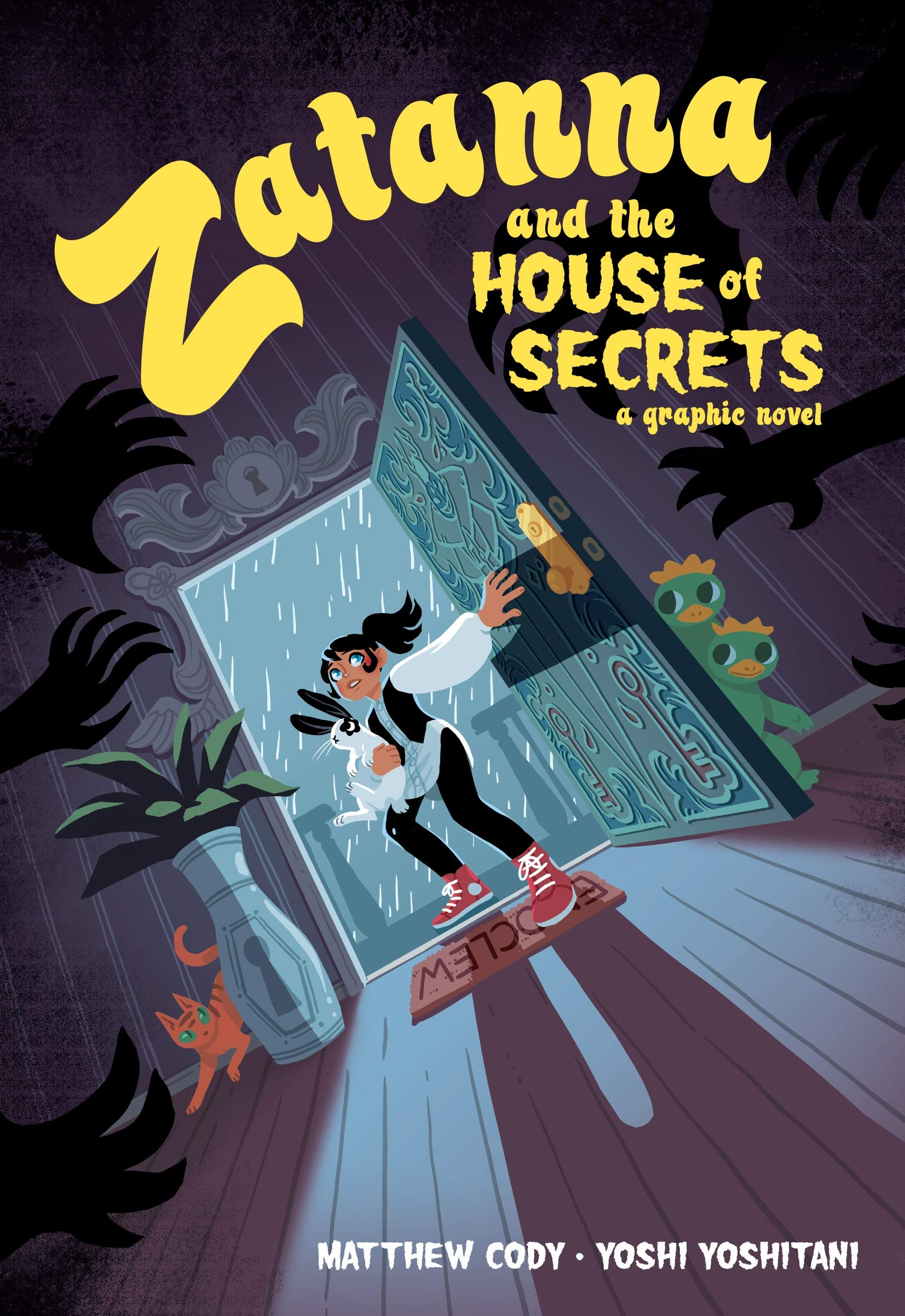 Zatanna and the House of Secrets: A Graphic Novel