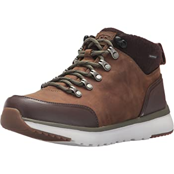 ce2216a6df3 UGG Men's Olivert Snow Boot, Grizzly, 8 M US: Amazon.co.uk: Shoes & Bags