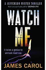 Watch Me (Jefferson Winter) Kindle Edition
