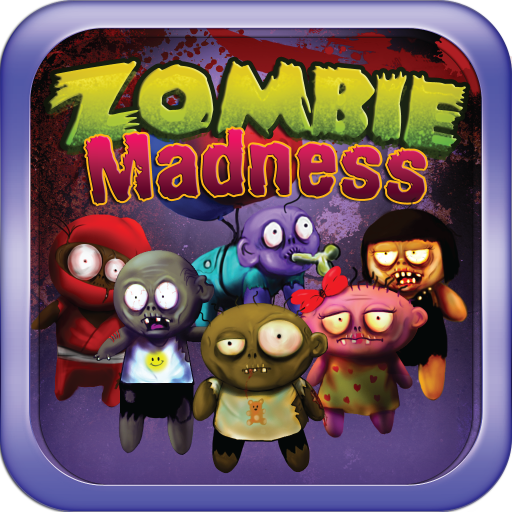 Hidden Objects - Zombie Madness