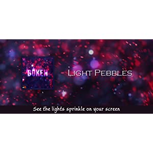 Light Pebbles - See the Lights Sprinkle on Your Screen: Amazon co uk