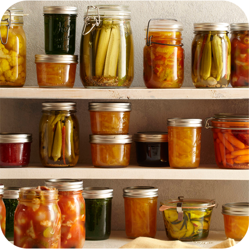 Canning Recipes For preserving - Canning Salsa