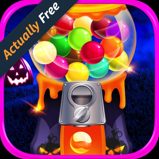 Halloween Bubble Gum Maker - Kids Gumball & Chewing Gum Dessert Food Cooking Games FREE
