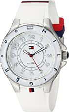 Tommy Hilfiger Analogue White Dial Women's Watch - 1781271