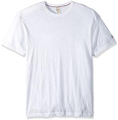 db1edb22 Todd Snyder + Champion mens Basic T Shirt T-Shirt - white -: Amazon.co.uk:  Clothing