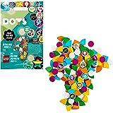 LEGO 41932 Dots Tuiles de décoration Dots - Série 5, Loisirs Créatifs Décoration de Chambre Tuiles Activité Manuelle Enfant 6