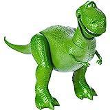 Disney Toy Story 4 Figura Rex, juguetes niños + 3 años (Mattel GGX35)