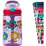 Contigo Kids Water Bottle Gizmo Autospout, Drinks bottle with Straw, BPA-free water bottle, leak-proof, ideal for kindergarte
