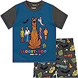Scooby Doo Pijamas de Manga Corta para niños