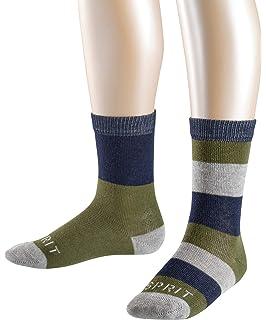 ESPRIT Kinder Socken Ladybug 2er Pack Str/ümpfe im Doppelpack im Marienk/äfer-Design Gr/ö/ße 23-42 Farben Versch 2 Paar Baumwollmischung